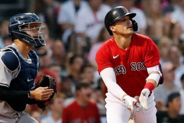 Picture for AL East wild-card frenzy: Who will get in and who will miss out as Yankees and Red Sox meet?