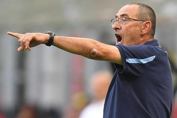 Picture for More pressure in third division than before Rome Derby - Lazio's Sarri