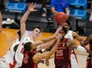 Picture for NCAA Tourney: Gators oust Va. Tech, Bede in overtime