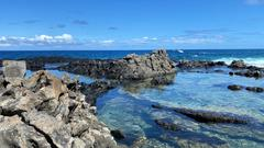 Cover for 21-year-old woman dead after being swept out to sea near Makapuu Tide Pools