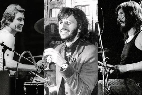 Picture for That Time Charlie Watts, Ringo Starr and John Bonham Hung Out