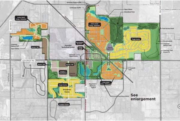 Picture for Developer pulls plans for sprawling project near Ann Arbor. They'll be back.