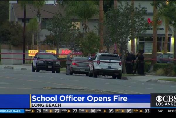 Picture for Person Critically Injured In Shooting By School Security Officer