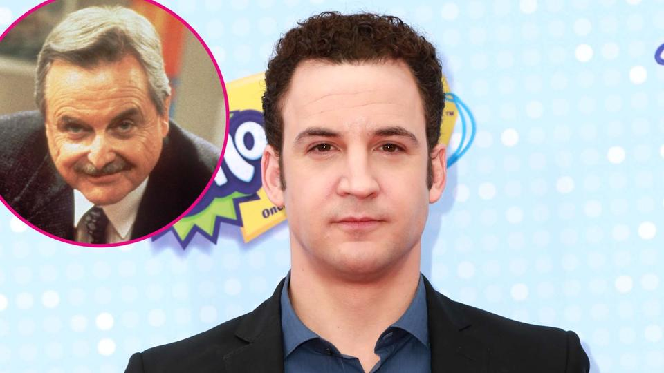 Picture for Boy Meets World's Ben Savage Reflects on Final William Daniels Scene: 'It Was Very Emotional'