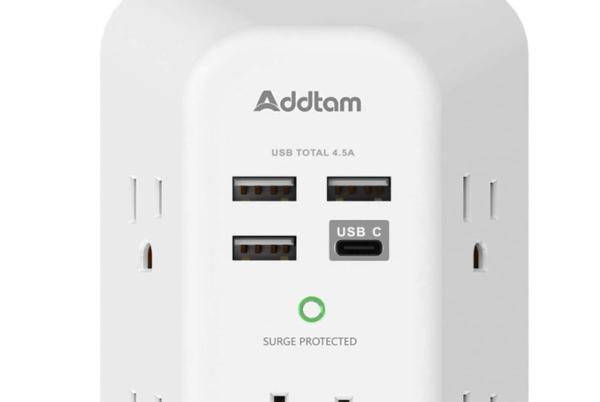Picture for Stop Picking and Choosing Which Electronics To Plug in —Get One of These Wall Outlets with USB Charing Ports, Instead