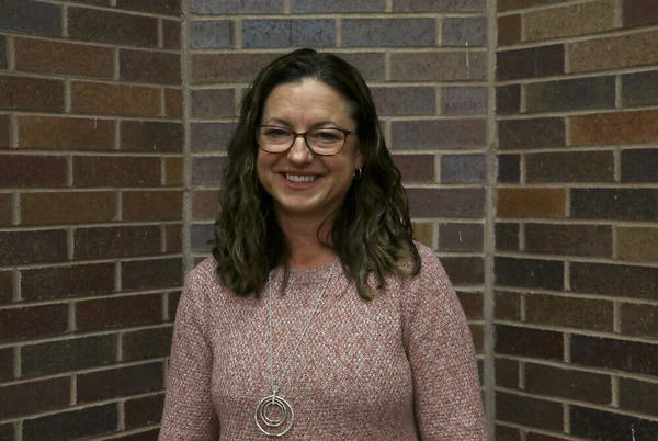 Picture for Tracy Wiese to be sworn in as sixth Gering school board member at November meeting