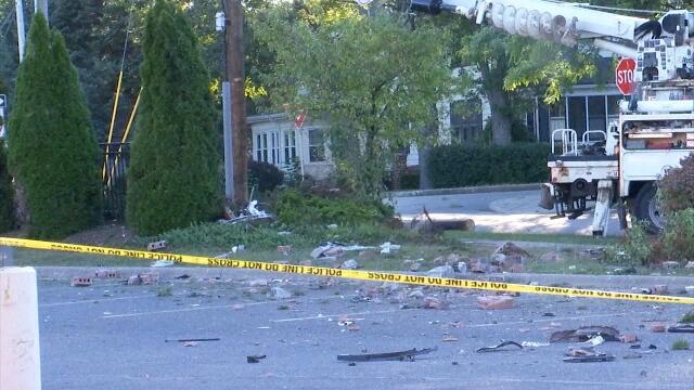 Cover for Syracuse police identify 2 men killed in Eastwood crash September 18