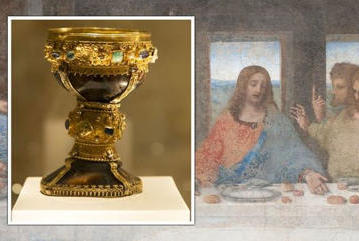 Picture for Christianity breakthrough as Christ's Holy Grail disappearance solved