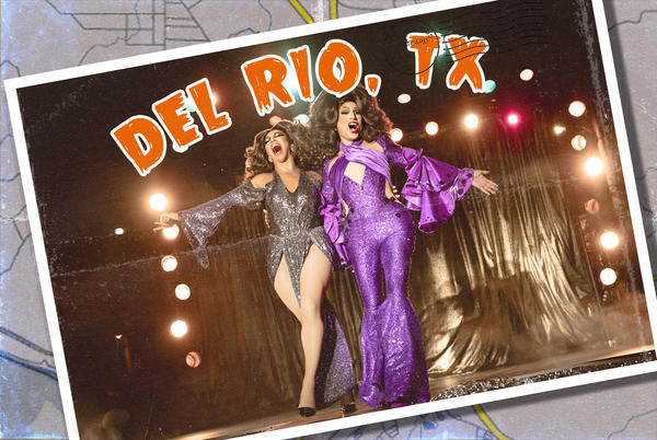 Picture for Gay Mayor of Del Rio, Texas Stuns and Stunts in HBO's 'We're Here'