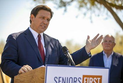 Picture for DeSantis suspends debt collections for unemployment overpayments 'indefinitely'