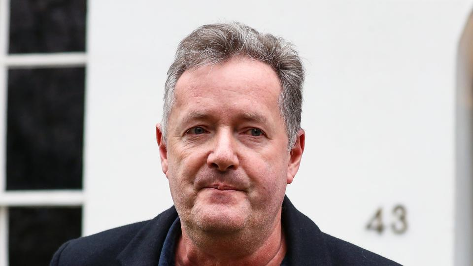 Picture for Piers Morgan says he was surprised he was asked to apologize to Meghan Markle over his comments on 'Good Morning Britain' -and not given an award