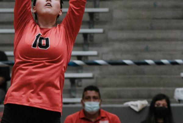 Picture for PHOTO GALLERY: Hillcrest Volleyball defeats Turner in 3 sets