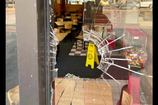 Picture for Shots fired at popular Massachusetts restaurant in Lynn