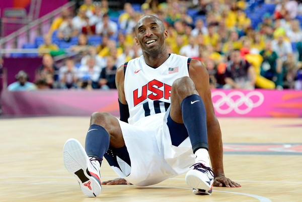 """Picture for Kobe Bryant Once Told an Olympic Gold Medalist That He Would Sometimes 'Just Chuck the Ball' Toward 'the Basket' and Get Surprised Whenever It Went In: 'It Plays On """"SportsCenter"""" for a Week'"""