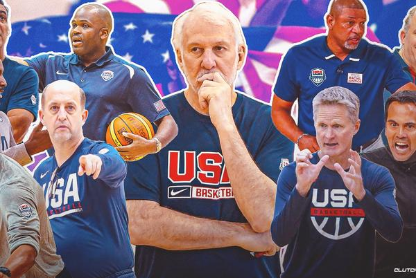 Picture for Report: The requirements to replace Gregg Popovich as USA Basketball coach