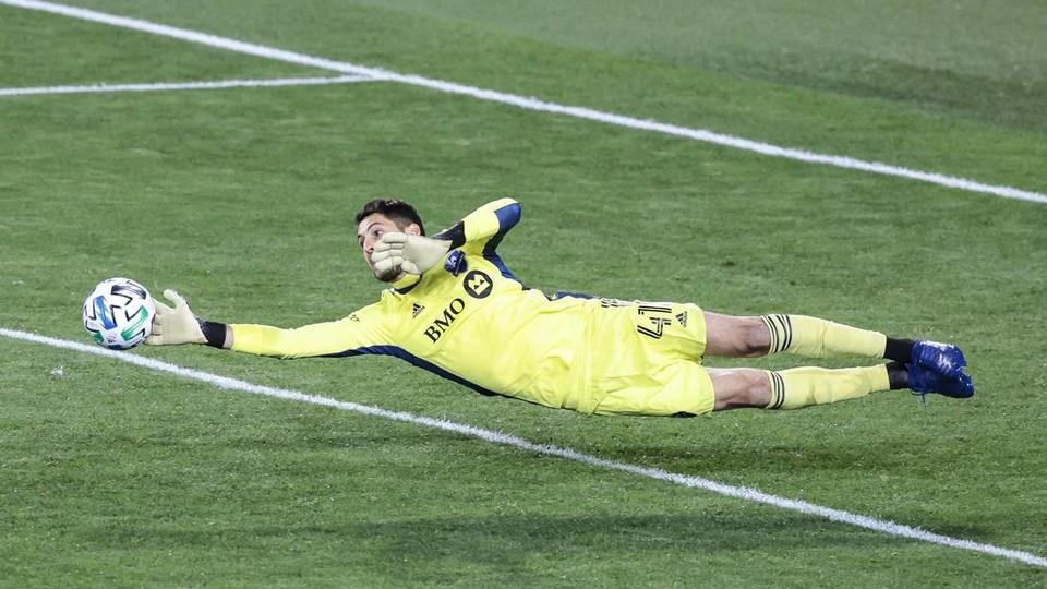 Picture for CF Montreal re-signs homegrown goalkeeper James Pantemis