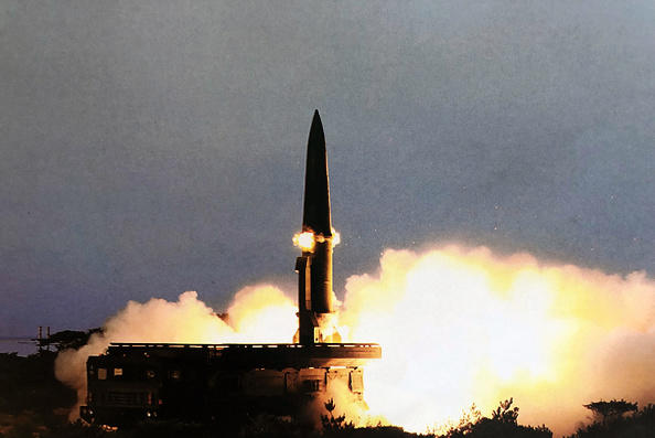 Picture for Several Members of the European Union Condemn North Korea's Recent Missile Test; Ambassadors Want To Enforce Sanctions