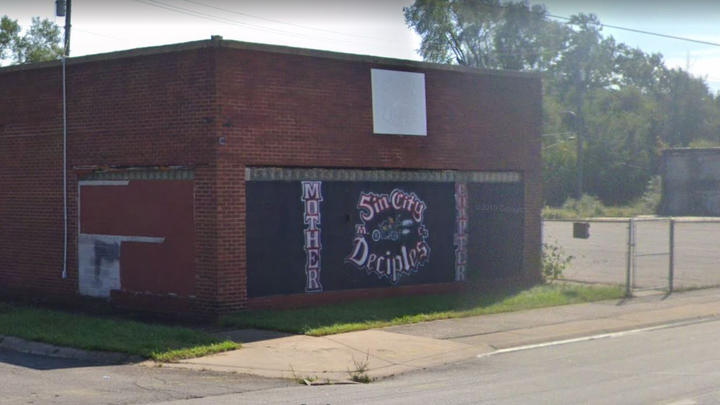 Cover for Federal grand jury indicts 16 for crimes at motorcycle club in Gary