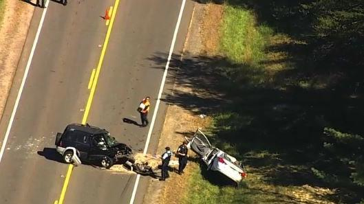Cover for Virginia Woman Dies After Multi-Car Crash