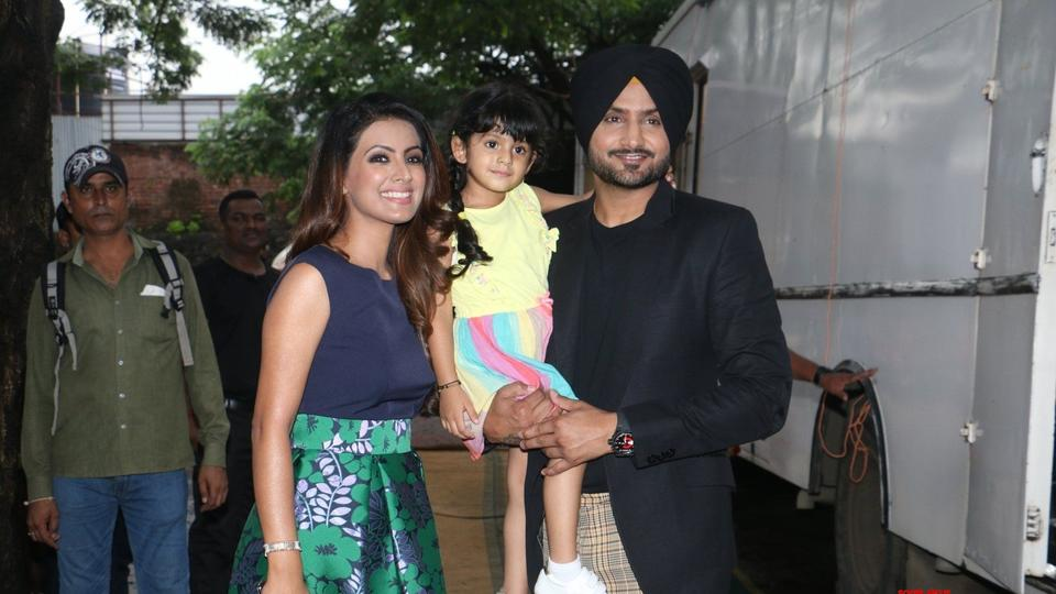Picture for Harbhajan Singh, Geeta Basra expecting 2nd child