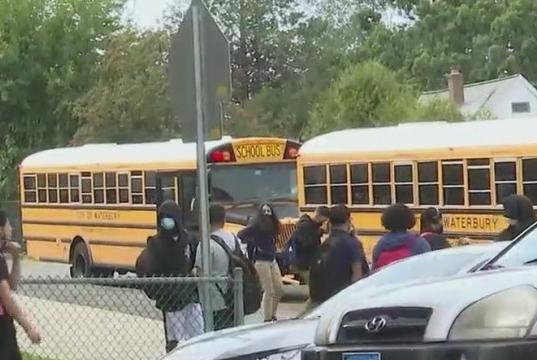 Picture for Waterbury Police investigating alleged altercation between parent, school bus driver