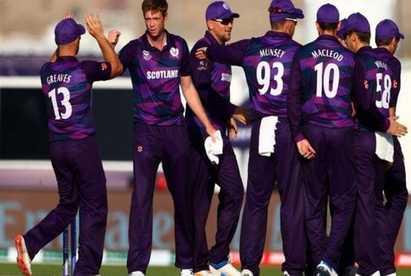 Picture for T20 WC: Berrington, bowlers shine as Scotland defeat PNG in Group B
