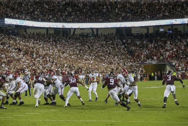 Picture for Alabama vs. Mississippi State College Football Odds, Plays and Insights