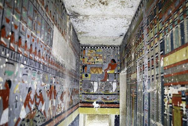 Picture for Richly Adorned Egyptian Tomb Could Rewrite the History of Mummification