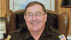Cover for Prosecution rests case against Alabama sheriff's trial