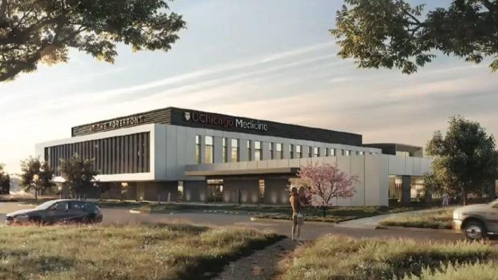 Cover for UChicago Medicine Announces Crown Point Facility