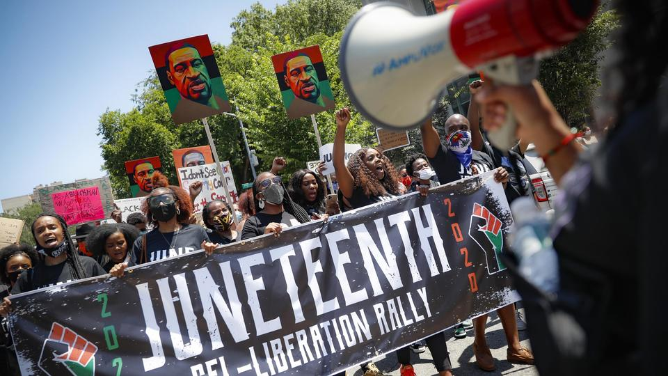 Picture for Congress approves bill to make Juneteenth a federal holiday