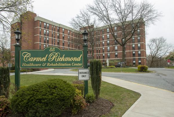 Picture for Carmel Richmond Health Care and Rehab Center closes unit to visitors amid COVID-19 outbreak