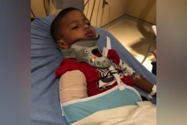 Picture for Pick-up truck driver hit and injured 5-year-old Arlington boy and fled the scene, authorities asking for public help in locating him