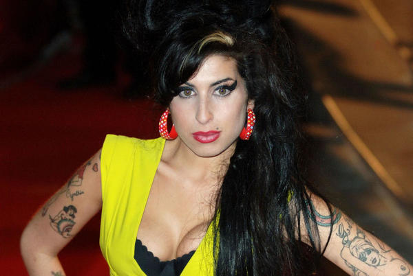 Picture for Amy Winehouse's signature style to be celebrated in London exhibition