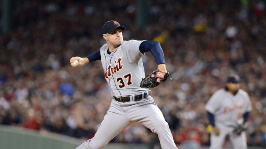 Detroit Tigers: The 2013 Tigers starting rotation was the ...