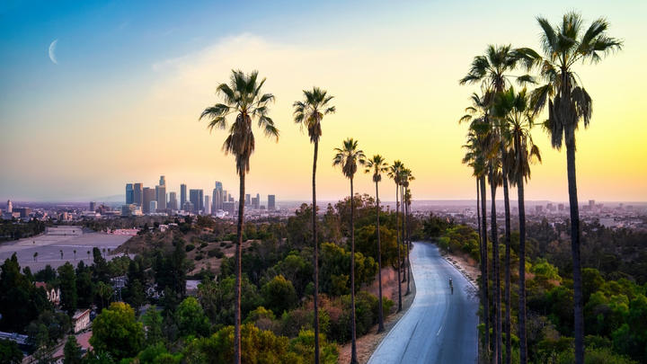 Cover for 5 places to avoid in Los Angeles