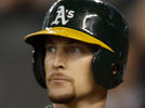 Picture for Jed Lowrie left off Athletics' lineup Wednesday