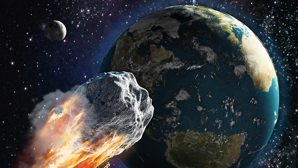Picture for Monster asteroids like the one that wiped out dinosaurs feared to be more common than previously thought, study says