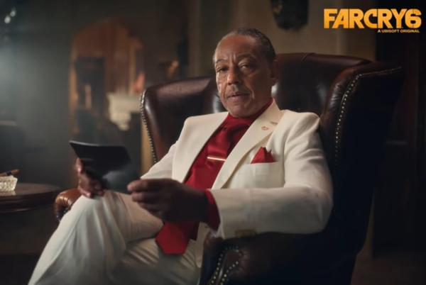 Picture for Ubisoft Releases New Far Cry 6 Trailers Starring Giancarlo Esposito