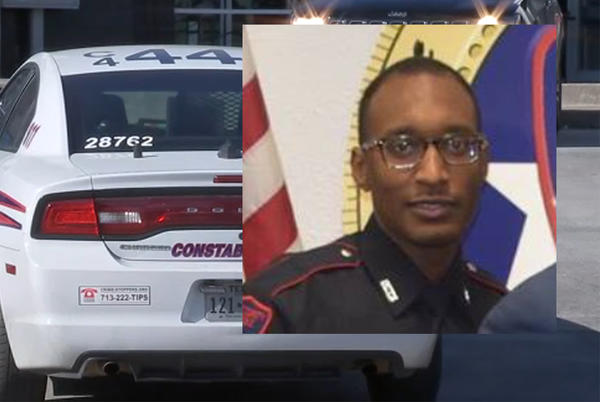 Picture for Harris Co. Pct. 4 deputy constable shot to death, 2 other deputies wounded at N. Freeway nightclub