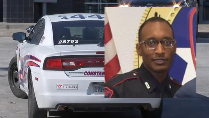 Cover for Harris Co. Pct. 4 deputy constable shot to death, 2 other deputies wounded at N. Freeway nightclub