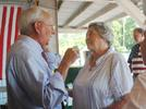 Picture for Dickey's hosts 11th Peaches & Politics