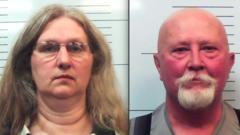 Cover for Missouri couple facing multiple charges of abuse against girls have been released from jail and placed on home confinement after they reported health issues