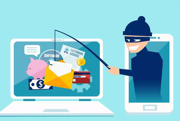 Picture for How to prevent from email fraud: Fraud threat is hovering over your head! If you do not pay attention to these things, then hackers will put you on the ground