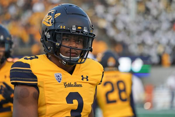 Picture for Meet the Cal football star who's intercepting passes and poverty