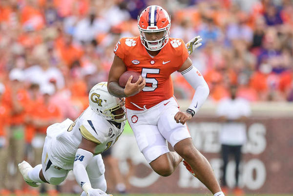 Picture for Clemson vs. NC State: Live stream, watch online, TV channel, prediction, pick, spread, football game odds