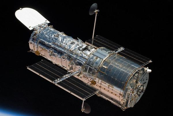 Picture for NASA: Glitch forces Hubble Space Telescope into safe mode