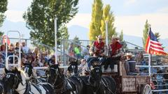 Cover for Bannock County Fair & Rodeo is back in action