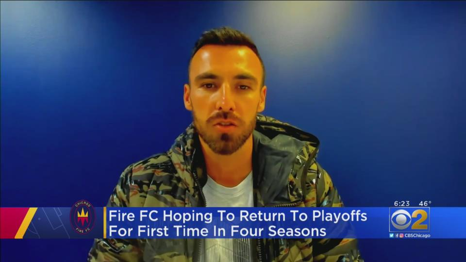 Picture for Chicago Fire FC To Play Before Crowd At Soldier Field Again; Defender Jonathan Bornstein Says Expectations Are Higher This Year