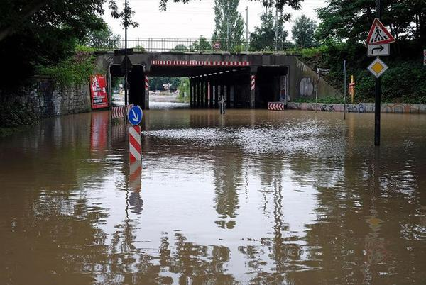 Picture for Euro flood pain for reinsurers as smaller cedants burn through cat programs